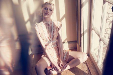 Aline Weber Heats Up For Love & Lemons' Summer 2016 Collection