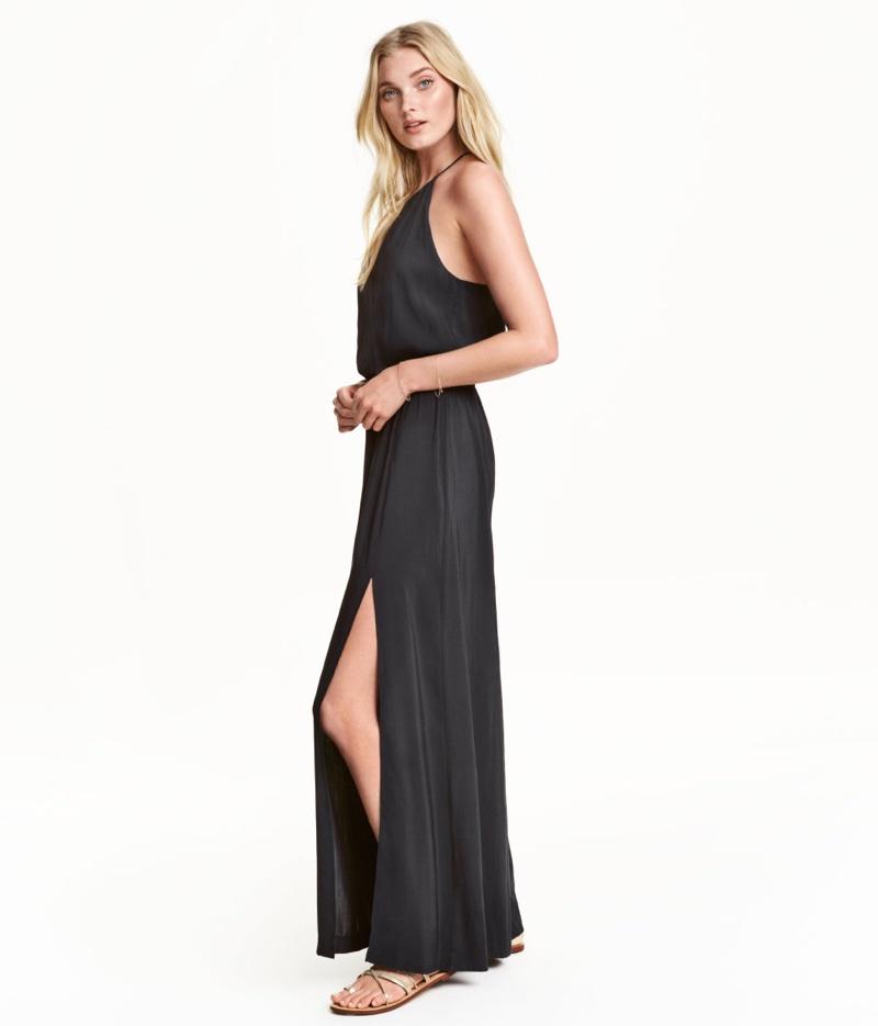 H&M Maxi Dress with Slit