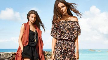 H&M Serves Vacation Vibes with Summer Trend Guide