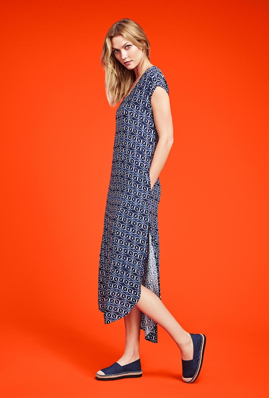 Karlie Kloss stars in Joe Fresh's summer 2016 campaign
