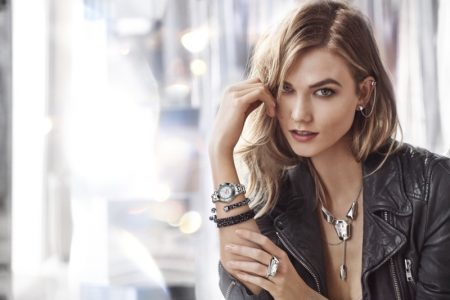 Karlie Kloss Named Swarovski's New Ambassador – See the Campaign