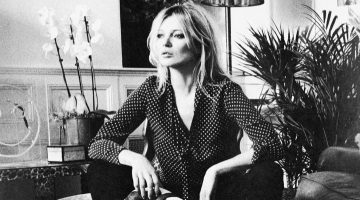 Kate Moss Turns Designer for Equipment Collaboration
