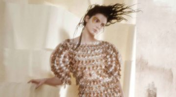 Kendall Jenner Models Gorgeous Haute Couture Looks for V Magazine