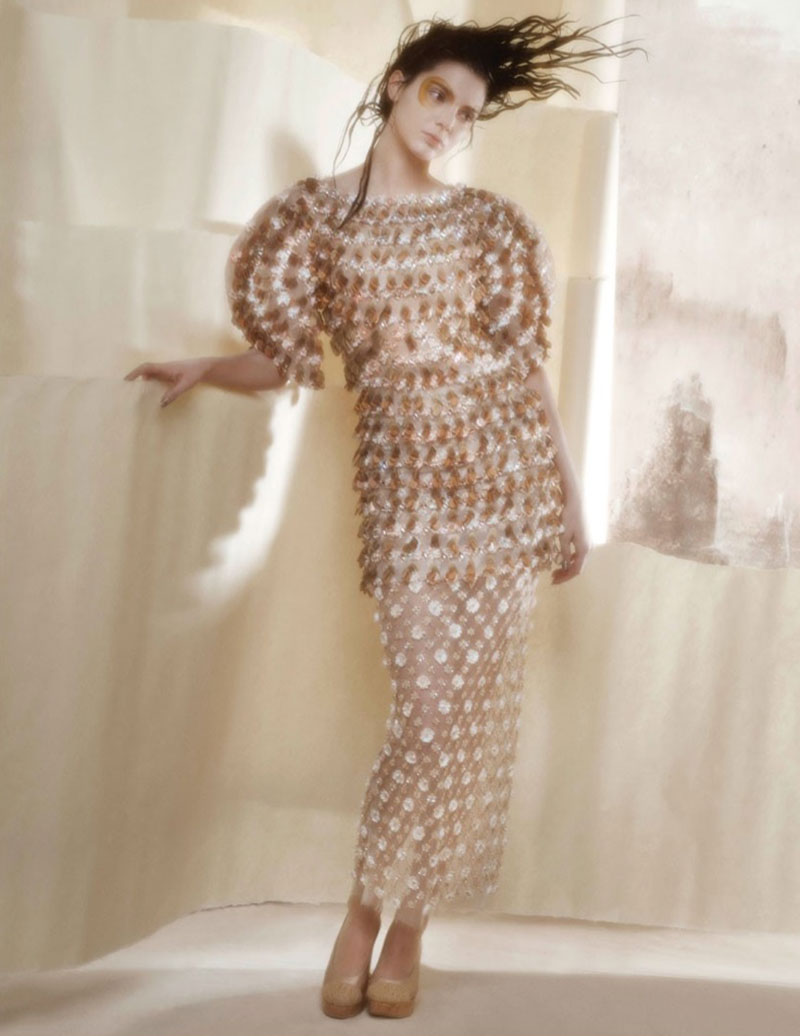Kendall Jenner Models Gorgeous Haute Couture Looks for V Magazine