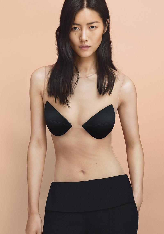 Liu Wen stars in La Perla's fall-winter 2016 campaign