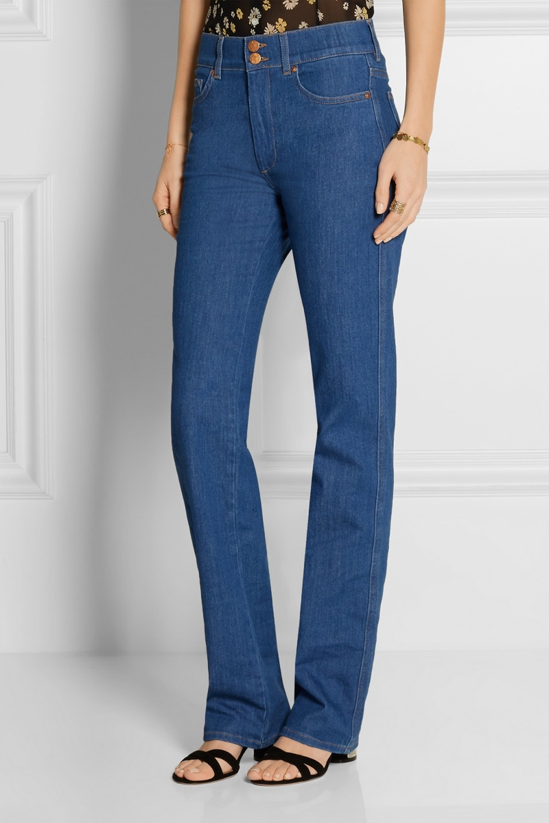 M.i.h Jeans Berlin High-Rise Straight Leg Jeans