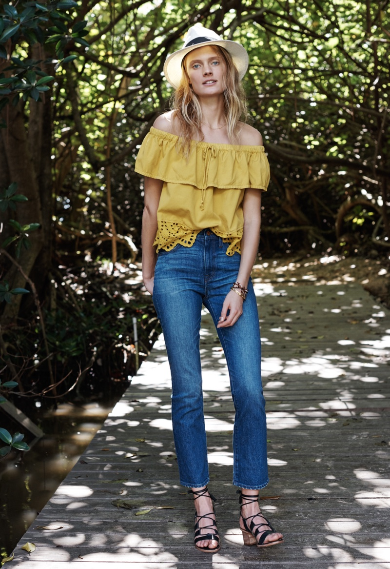Madewell Vacation Outfit Ideas June 2016