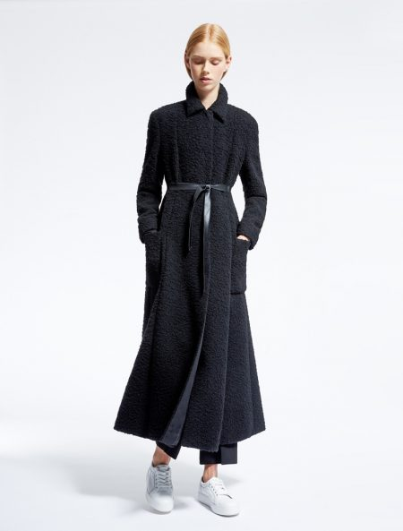 Max Mara's Atelier Collection Crafts an Elegant Coat Story