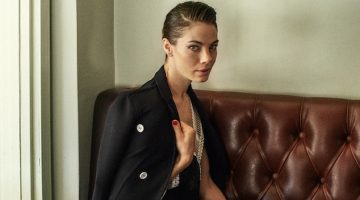 Michelle Monaghan Gets Her Closeup for Interview Shoot