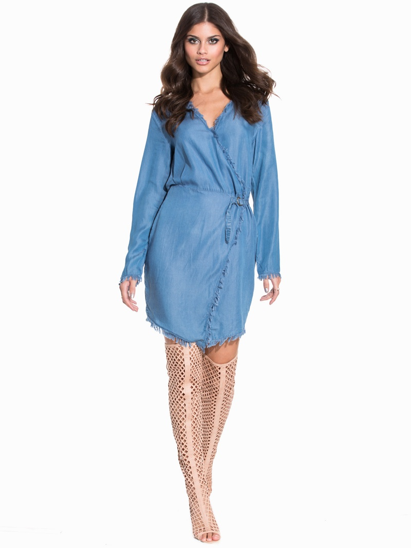 Nelly Blues Dress