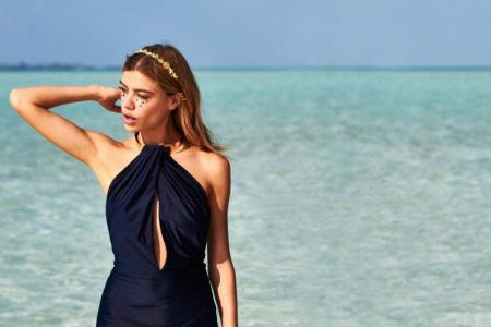 Nelly's Dreamy 'Ophelia' Dresses Are Beach Perfect