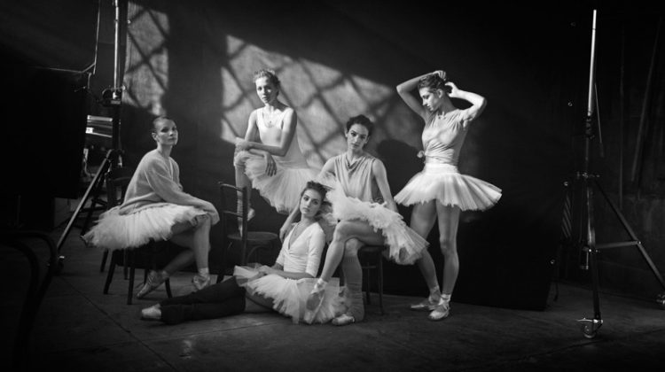 See Peter Lindbergh's Stunning New York City Ballet Portraits