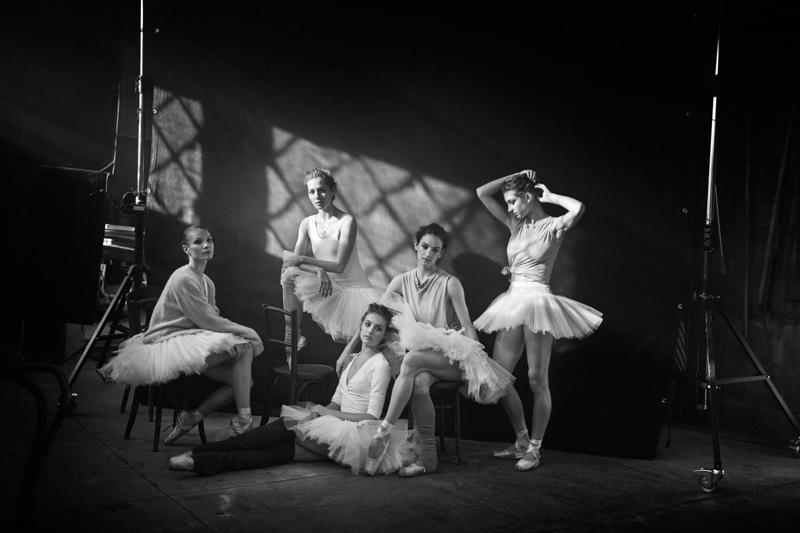 See Peter Lindbergh's Stunning New York City Ballet Portraits