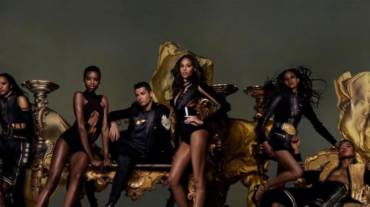 Get a Glimpse at the Olivier Rousteing x NikeLab Collab