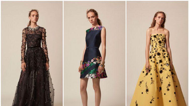 See Oscar de la Renta's Ladylike Resort 2017 Collection
