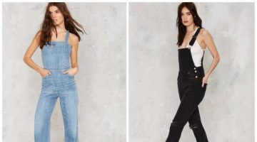The New Casual: 10 Denim Overalls