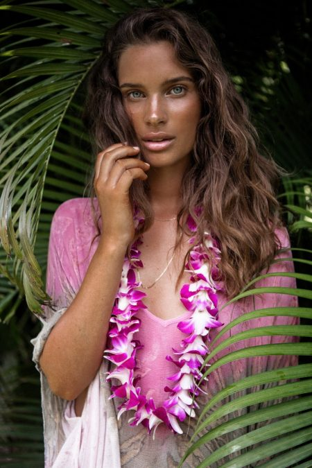 Blue Life's New Swim & Beach Collection Gives Us Major Island Vibes