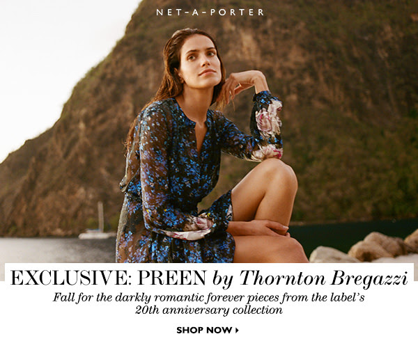 Just landed: Preen x Net-a-Porter's exclusive capsule collection