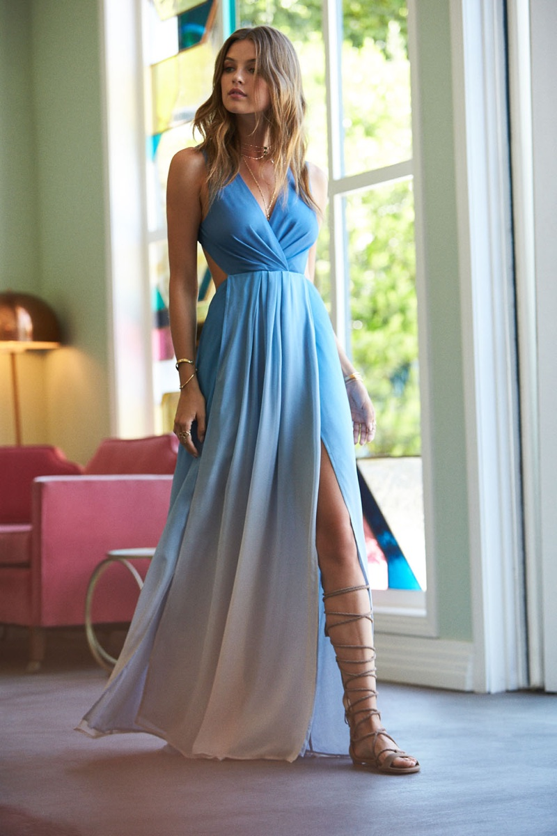 REVOLVE Jetset Diaries Dresses 2016 Collab05 - what to wear at a beach wedding