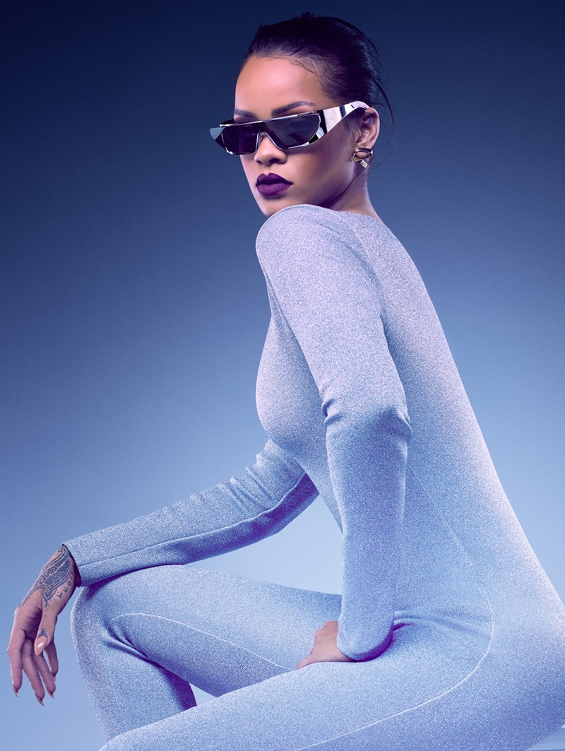 Rihanna and Dior's sunglasses collection hits stores in June 2016
