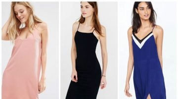 Summer Essentials: 9 Lightweight Slip Dresses