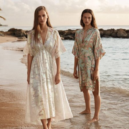 Bohemian Summer: See Tory Burch's Hippie Luxe Tunics & Dresses