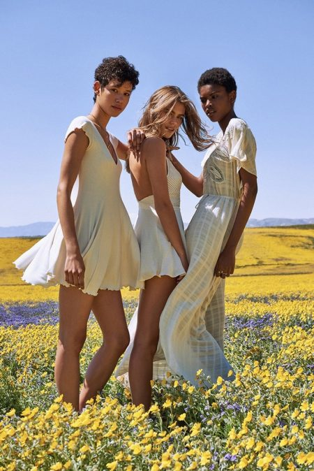 Urban Outfitters' Dreamy Summer Dresses Head Outdoors