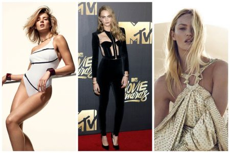 Week in Review | Cara Delevingne's New Cover, Candice Swanepoel Stars in Givenchy Ad + More