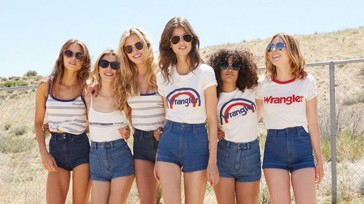 New Arrivals: Wrangler's 1970s Inspired Collection for Urban Outfitters