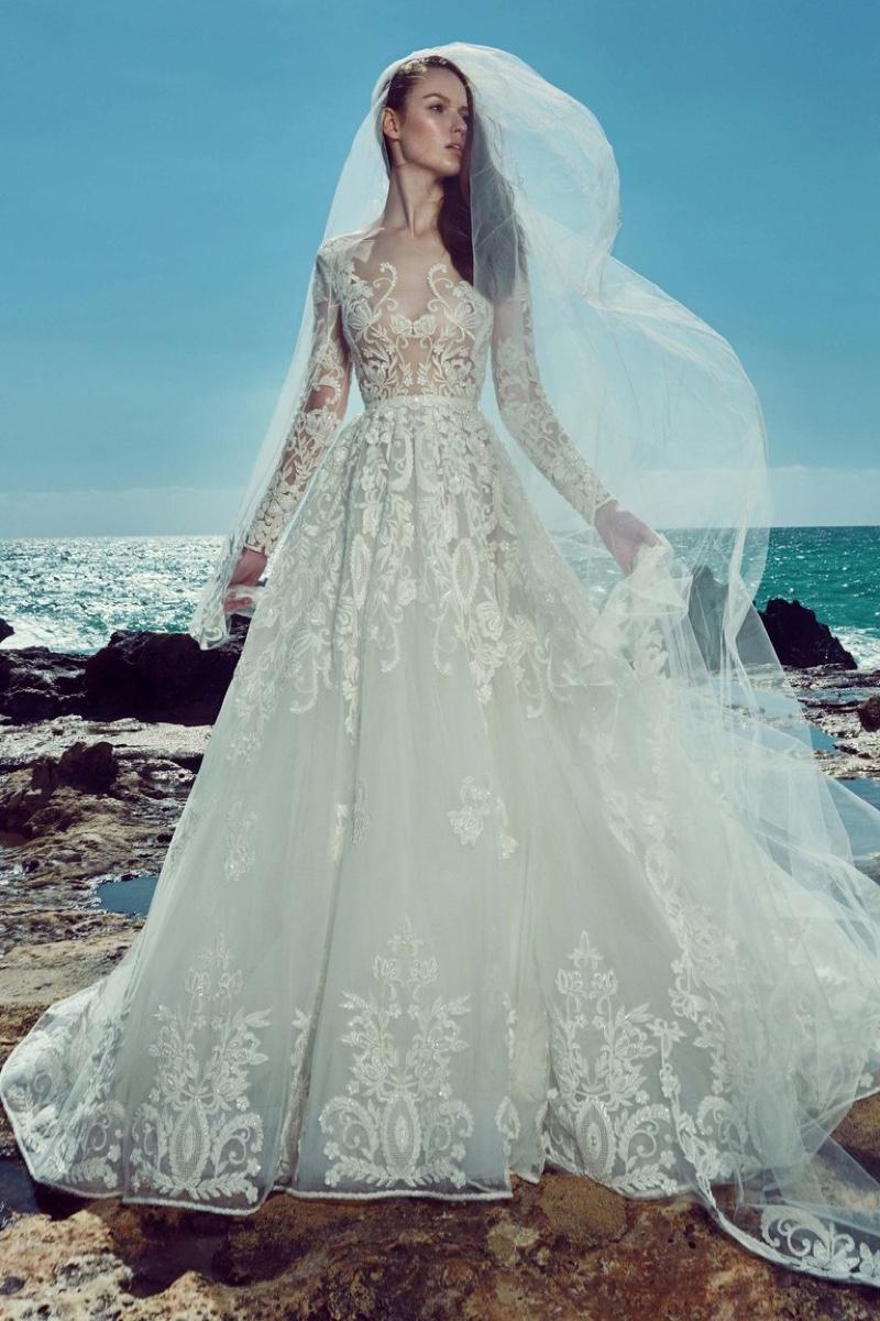 Zuhair Murad Wedding Dresses Spring 2017 13