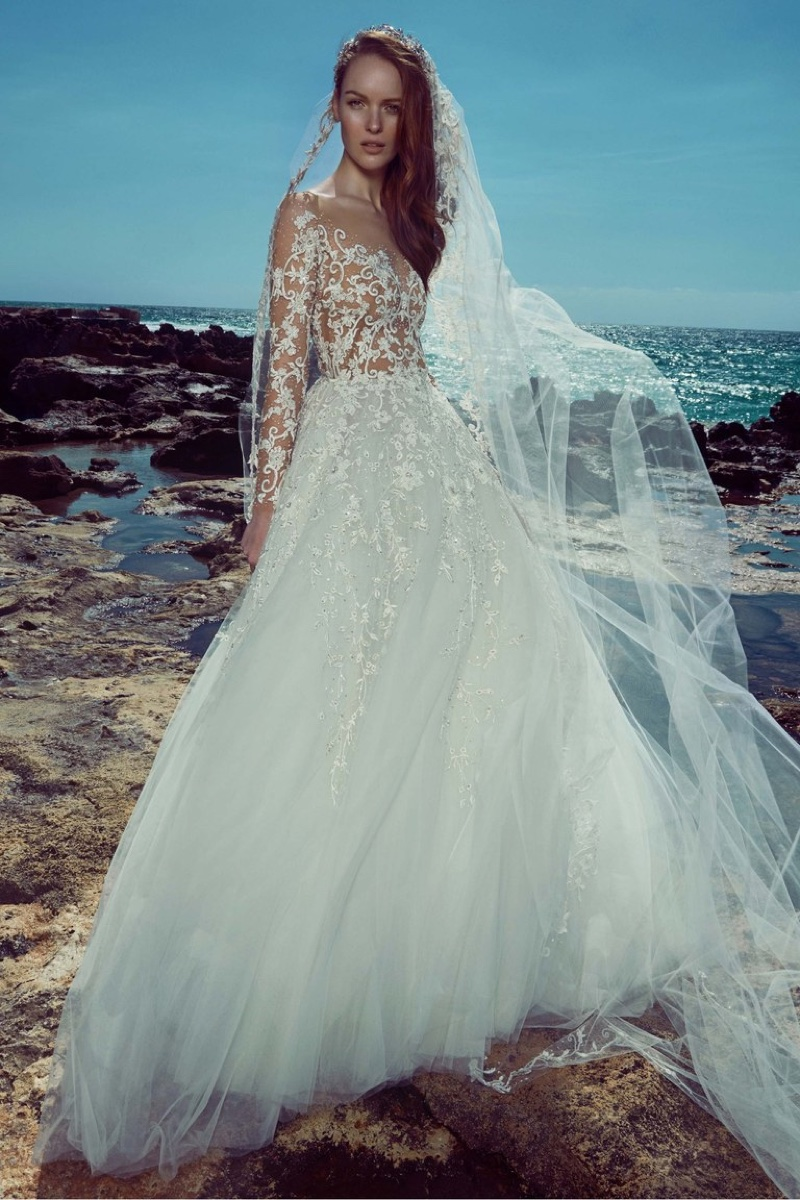 Zuhair Murad Wedding Dresses 2017 Cost 59