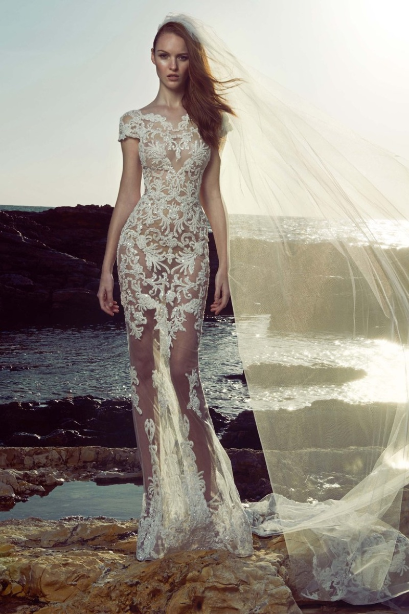 Zuhair Murad 2017 Aphrodite Wedding Dress 42