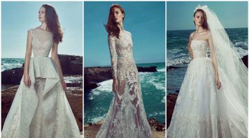 Zuhair Murad's Spring 2017 Bridal Dresses are Beyond Gorgeous