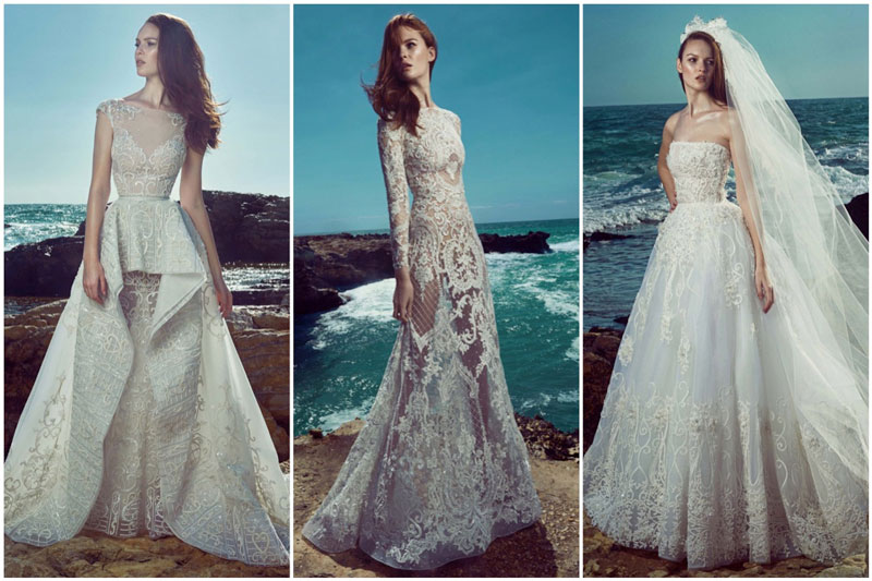 Zuhair Murad Releases Spring 2017 Wedding Collection