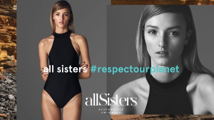 Swimsuit Brand allSisters Goes Green with Latest Campaign