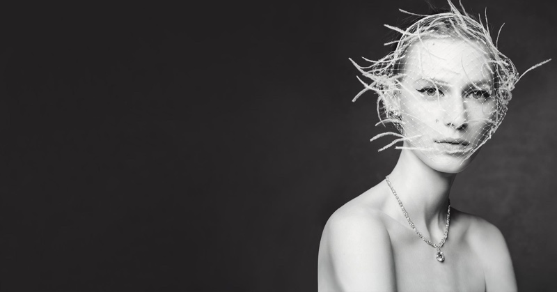 Julia Nobis Stuns in Tiffany & Co.'s Latest Jewelry