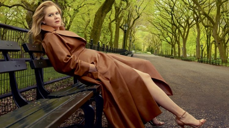 Amy Schumer Lands First Vogue Cover - See the Photos