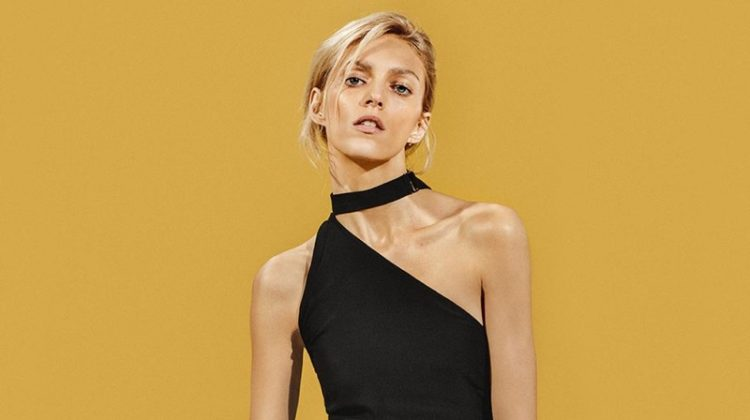 Just Landed: Anja Rubik's Sexy Clothing Collab with IRO