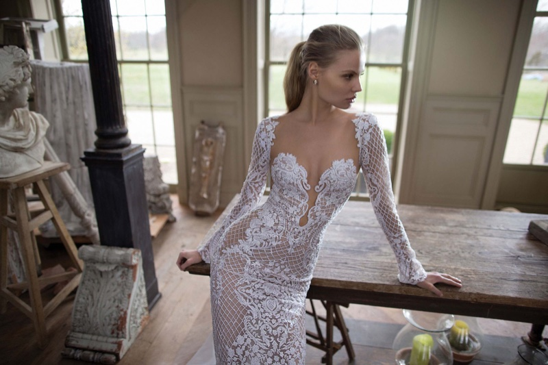 Berta Bridal Fall 2016