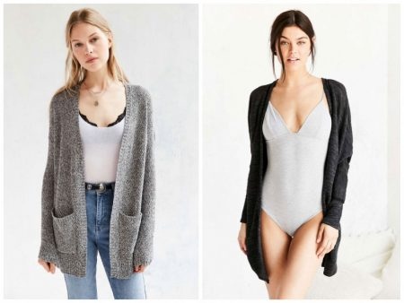 Layer Up in One of These Cardigan Sweaters