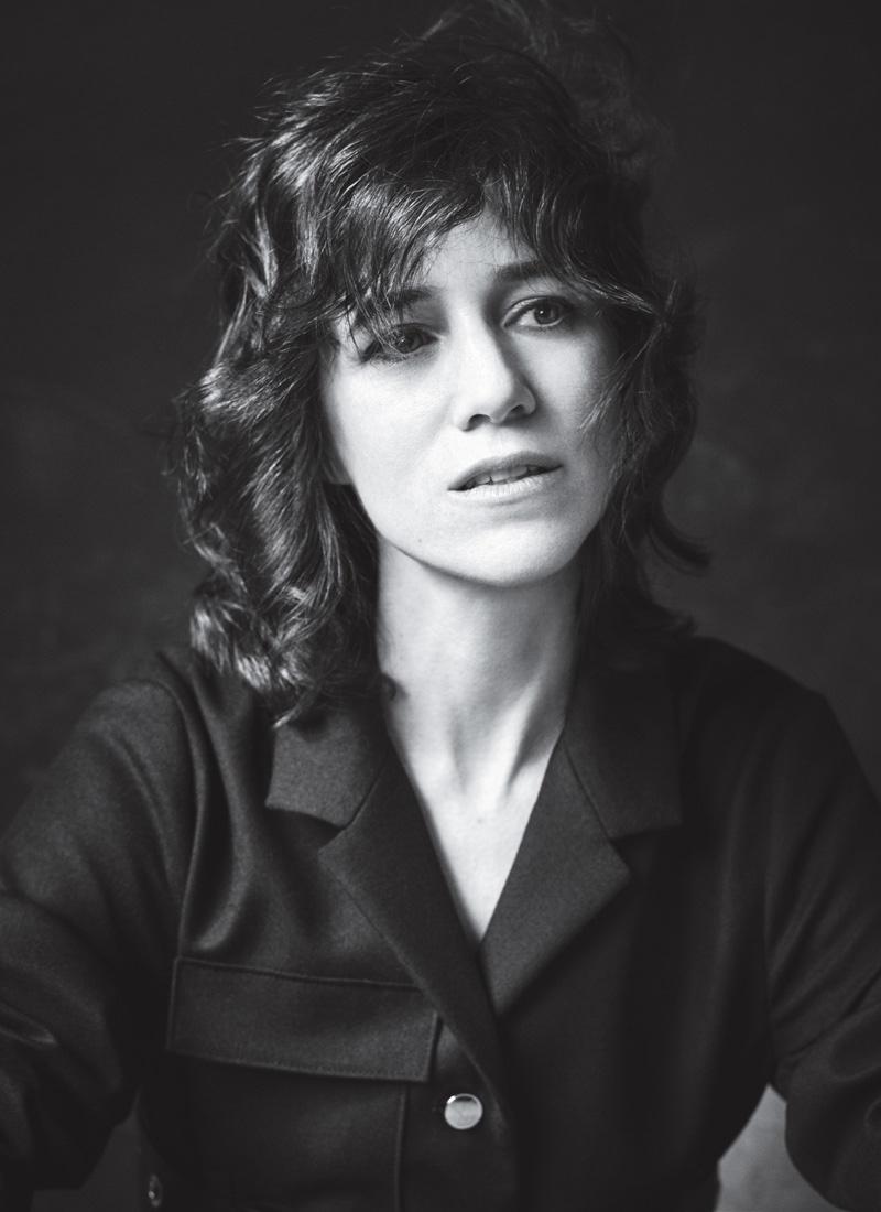 Charlotte Gainsbourg Instyle Magazine July 2016 Photoshoot