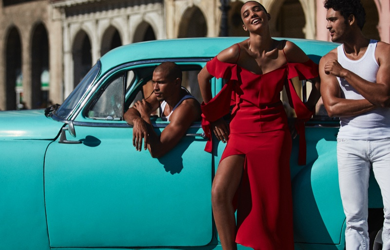 Cora Emmanuel Heats Up Havana for Vogue Mexico