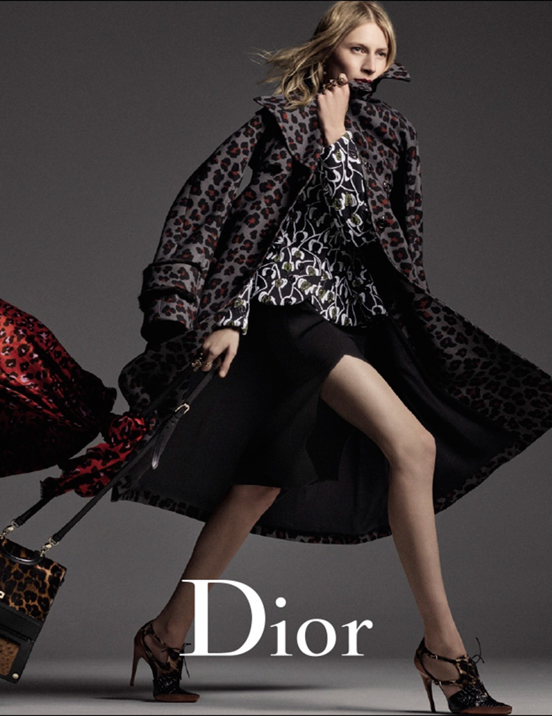 010ca90383 ... Dior unveils fall-winter 2016 advertising campaign