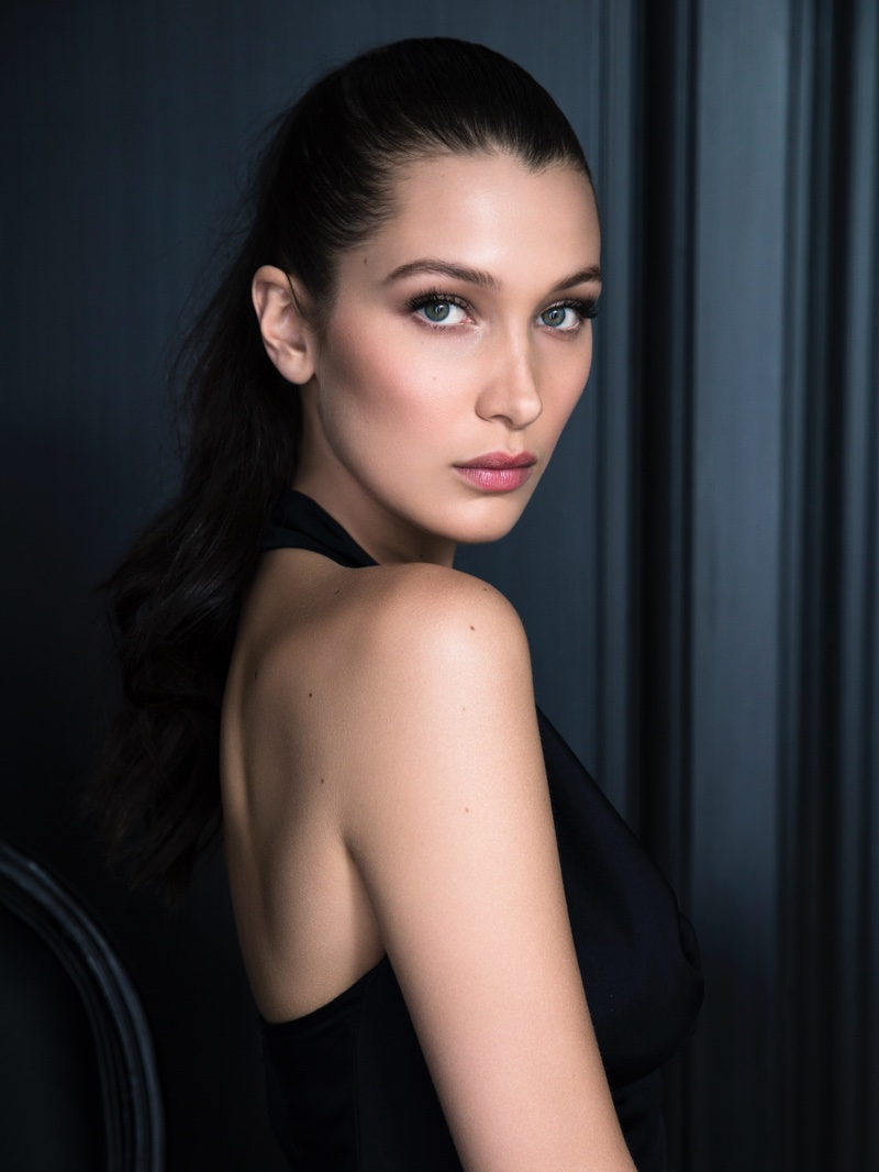 Bella Hadid was announced as the new face of Dior Makeup