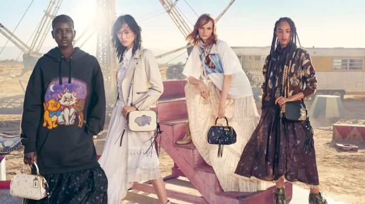 Disney x Coach collaboration