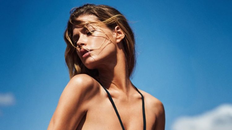 Doutzen Kroes Flaunts Her Top Model Figure for Glamour