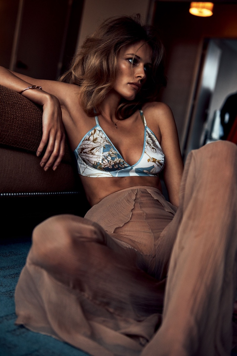 Edita Vilkeviciute Models Spring S Most Desirable Looks In