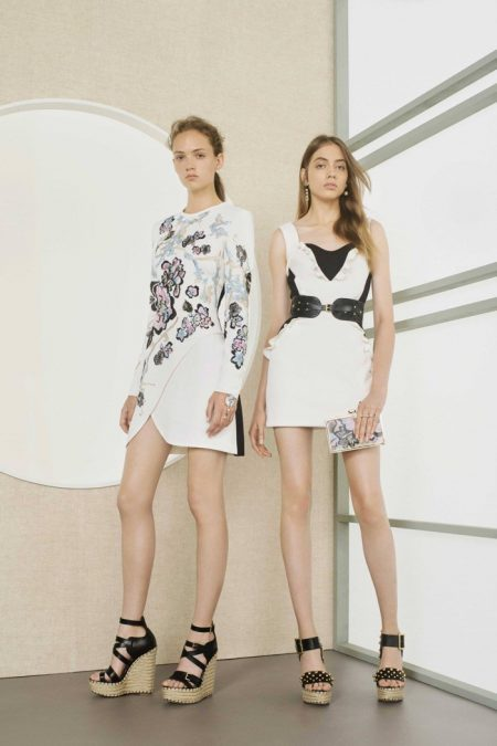 Elie Saab's Resort 2017 Collection Goes to Japan