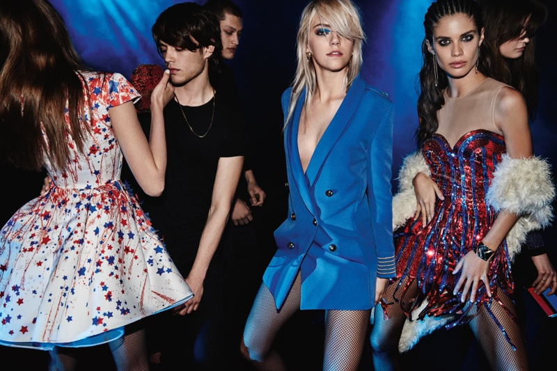 best sneakers 7419d d1087 Elisabetta Franchi 2016 Fall / Winter Campaign | Fashion ...