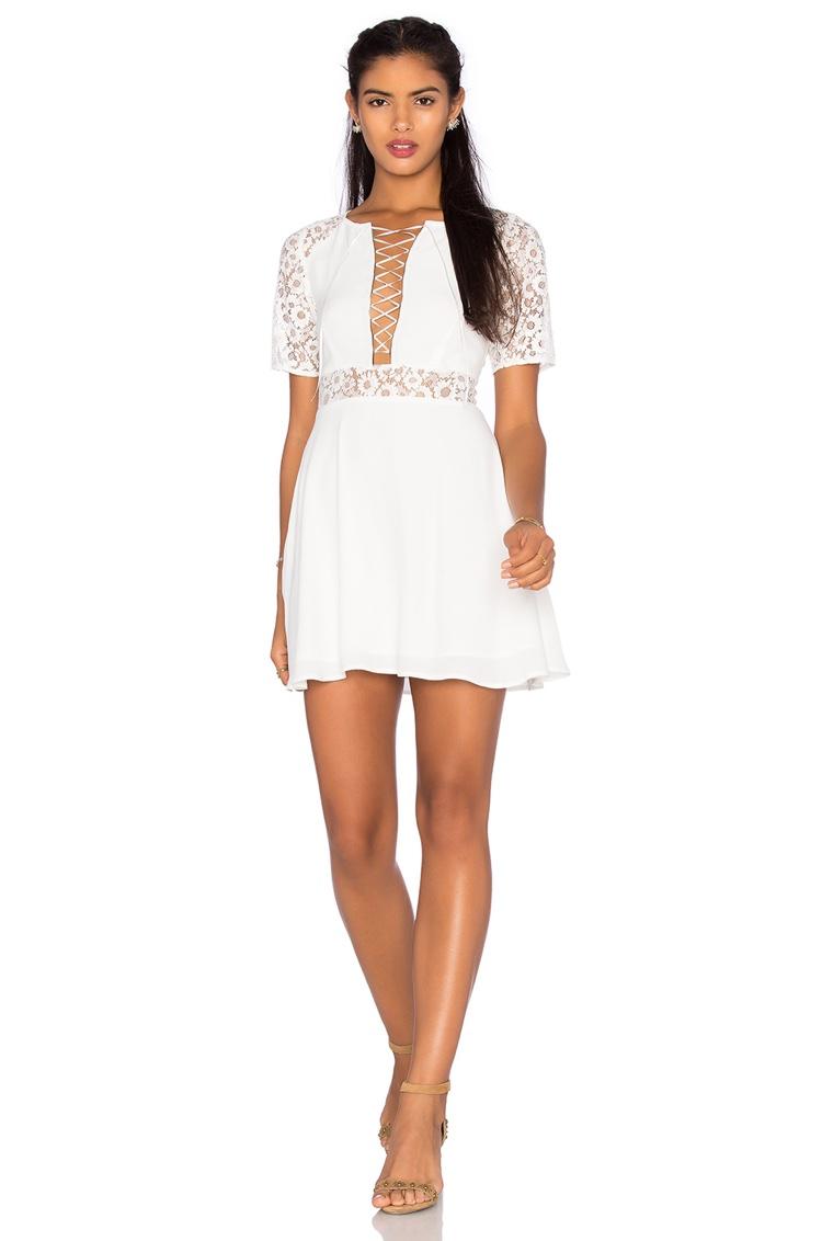 For Love & Lemons x REVOLVE Madeline Dress